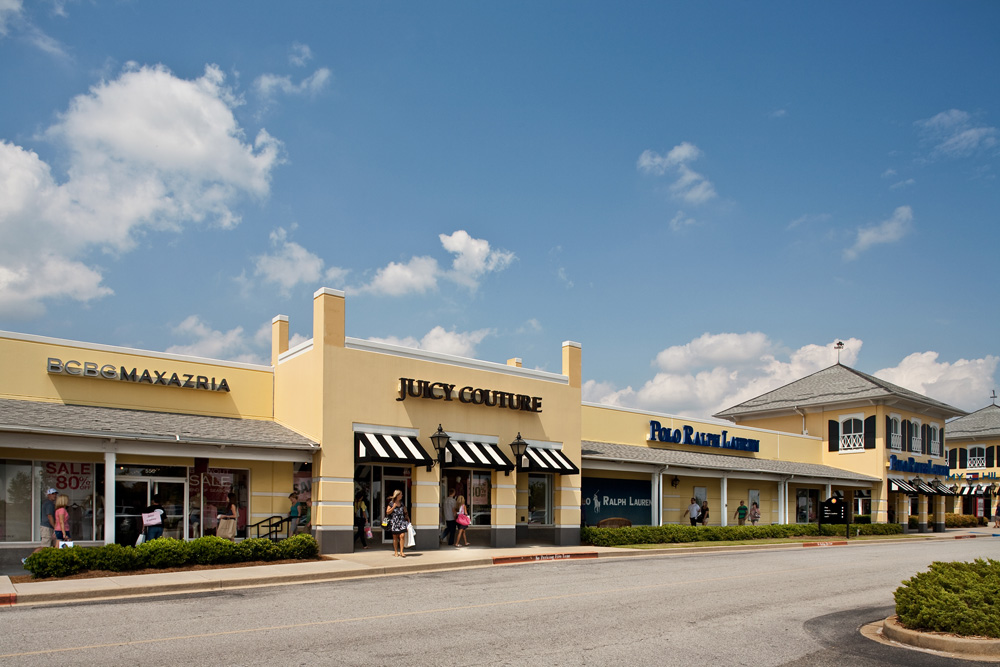 Gaffney Premium Outlets Outlet Mall In South Carolina