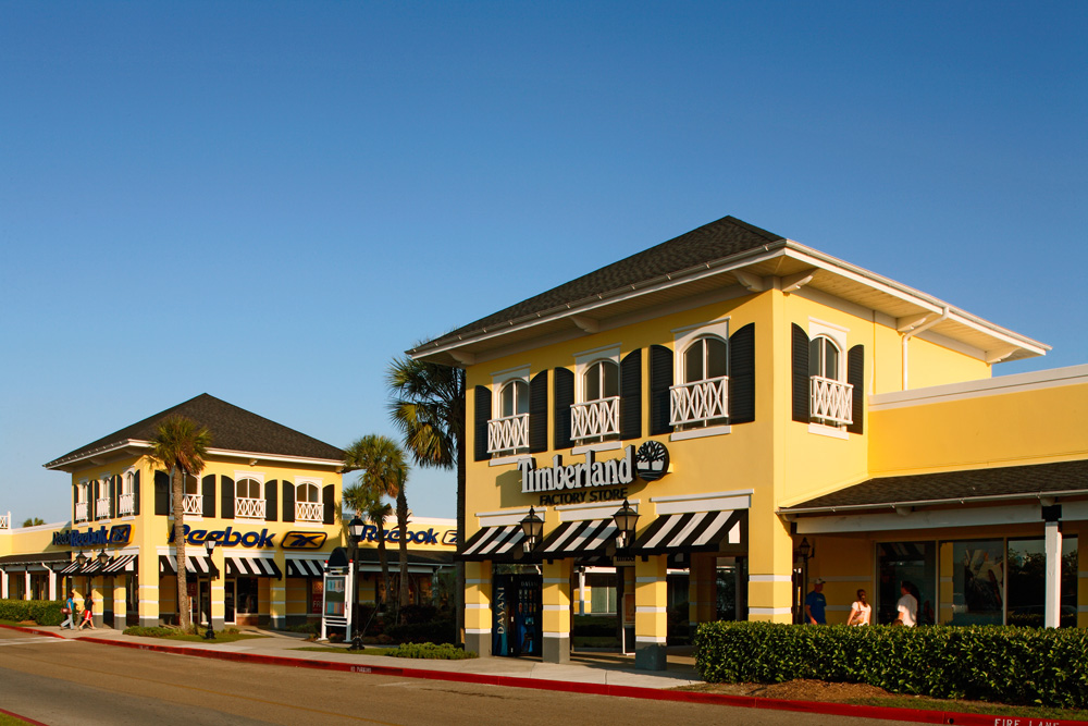Gulfport Premium Outlets Outlet Mall In Mississippi