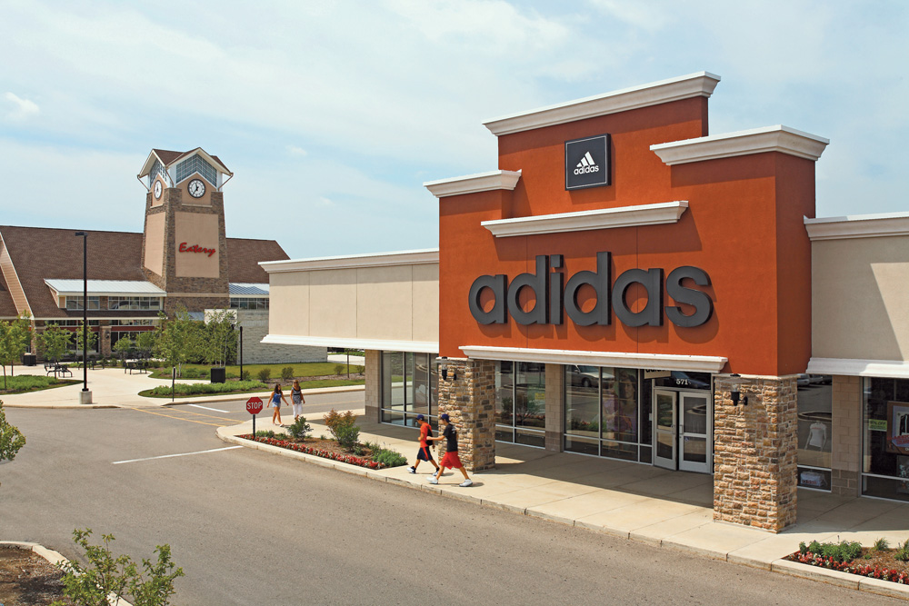 Enjoy saving % on over 60 name brands everyday at Outlets at The Dells! Fashion forward looks at significant savings.
