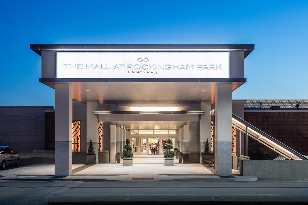 Welcome To The Mall At Rockingham Park A Shopping Center