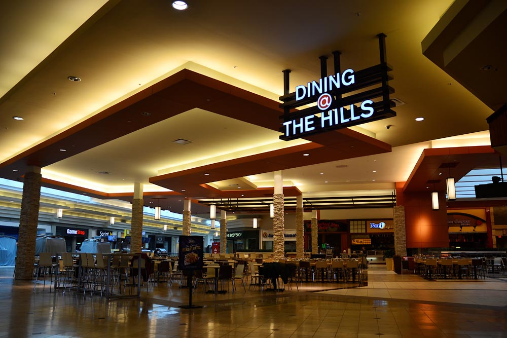 About Woodland Hills Mall 174 A Shopping Center In Tulsa