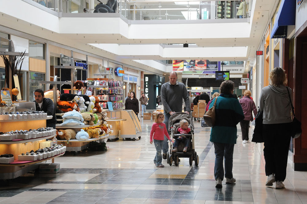 Montgomery Mall is a super-regional, two-level, indoor shopping center located conveniently at the intersection of routes and in North Wales, PA. The mall features five anchors including JCPenney, Macy's, Dick's Sporting Goods, Sears and Wegmans.6/10(37).