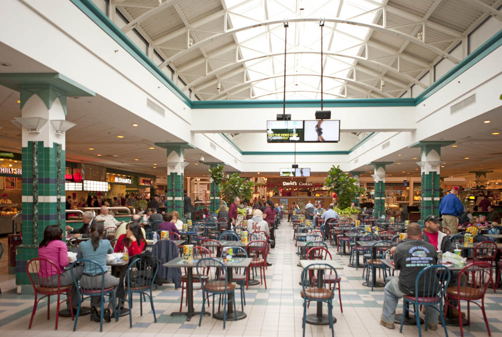 Roanoke Food Court