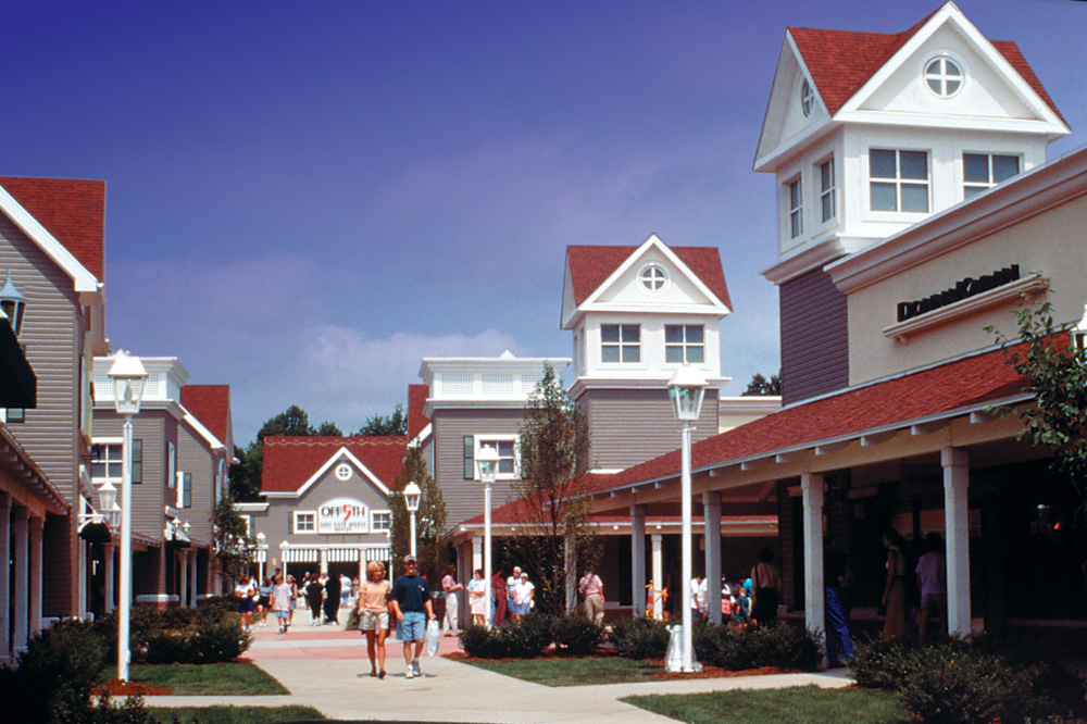 Malls In Ct >> Clinton Crossing Premium Outlets - Outlet mall in ...